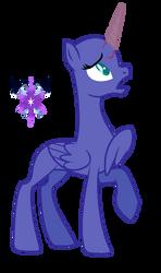 Base3~Spare~Princess Luna-By Star Sparkle by StarSparkle-YT