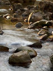 El agua que no cesa by disalicia