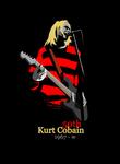 50th Kurt Cobain by KhajiitSawyer