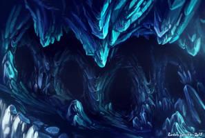 Crystal Cave by KhajiitSawyer