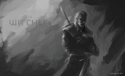 The Witcher by KhajiitSawyer