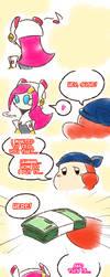 Kirby_Regretful deals by Chivi-chivik