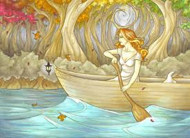 Autumn by GoddessVirage