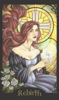 Rebirth - Quiitan - colored by GoddessVirage