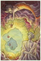 The Little Mermaid - Hideaway by GoddessVirage