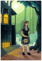 Dream Thief by GoddessVirage