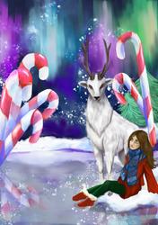 Christmas wonderland by sofie-arts