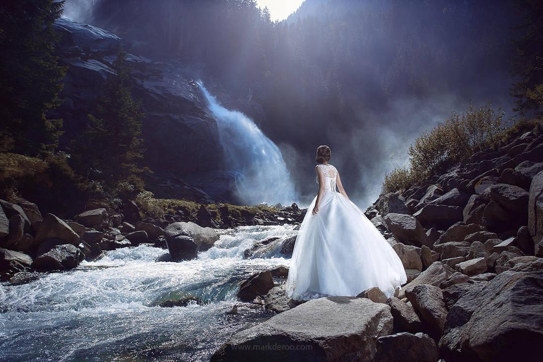 Krimmler Wasserfalle Mark de Roo by MarkdeRooPhotography