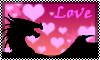 Stamp: DRAGON ELEMENT love by StephDragonness