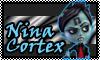 stamp: Nina Cortex ~ Titans by StephDragonness