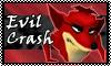 Stamp: Evil Crash by StephDragonness