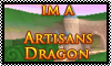 stamp: Im A Artisans Dragon by StephDragonness