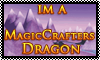 stamp: im a MagicCrafters by StephDragonness