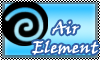 stamp: Skylanders Air Element by StephDragonness
