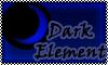 stamp: Skylander Dark Element by StephDragonness