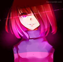 Betty - Fear. [Glitchtale](other version) by kiacii-official