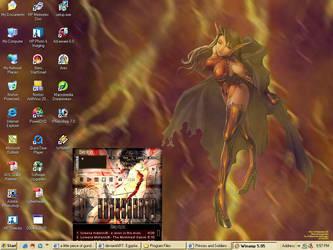 A-M's War of Genesis desktop by Ardwynna-Morrigu