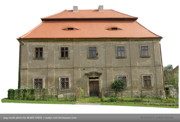 Old village house by MAKY-OREL