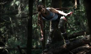 Lara Croft Tomb Raider Cosplay by LeitNiakris