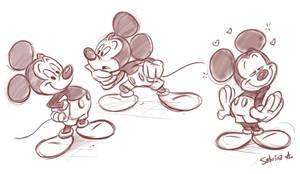 Mickey Who? by Sibsy
