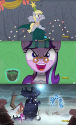 A Hearth's Warming Tail by Sibsy