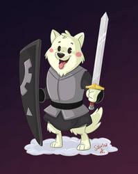 Lesser Dog by Sibsy