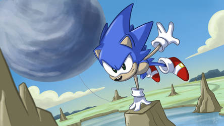 Sonic BOOM by Sibsy