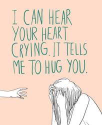 Hearing heartbreak by drrecords