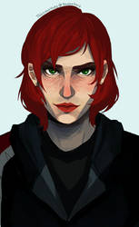 Shepard by ThisIsNotDolly
