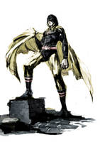 Hourman by naratani