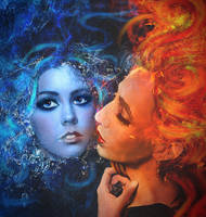 FIRE and ICE by alexa-asta