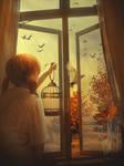 Fly away by alexa-asta