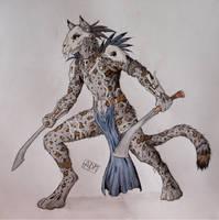 Shadow Warrior by 0laffson