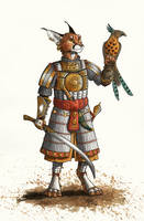 King Arashir by 0laffson