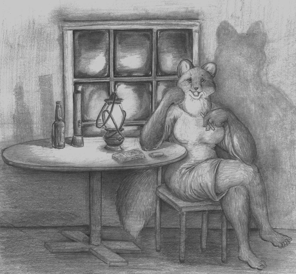 Heart to Heart cabin chat by Zaphkiellane
