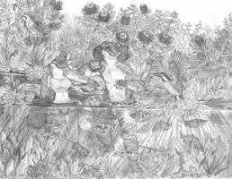 On the Argyre River by Zaphkiellane