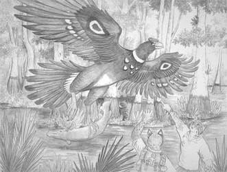 Thunderbird by Zaphkiellane