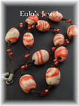 Peppermint necklace by Shatiel85