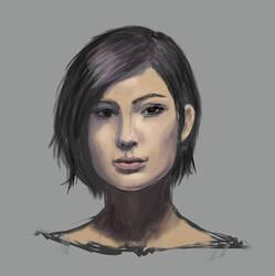 Portrait by ArtaKot