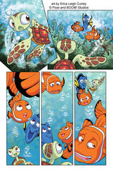 Nemo Issue 2 page 4 by solipherus