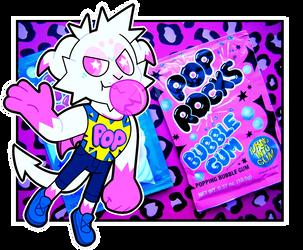 Pop Rocks Boom by Vanderdeer
