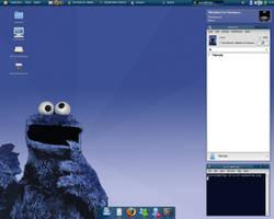 My Desktop by elmhoe