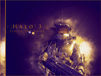 halo 3 by Iced-stew