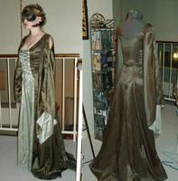 UrukHai Gown by Verdaera