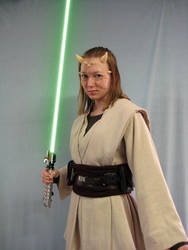 Bren Lin, Jedi Knight by Verdaera