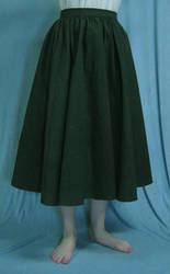 Hobbit Skirt by Verdaera
