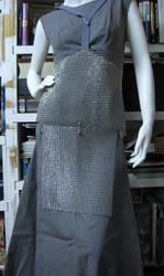 WW skirt progress 01 by Verdaera