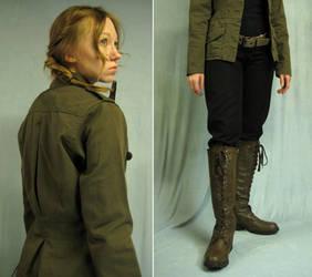 Katniss Pants v 1.0 by Verdaera