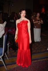 Katniss Interview Dress by Verdaera