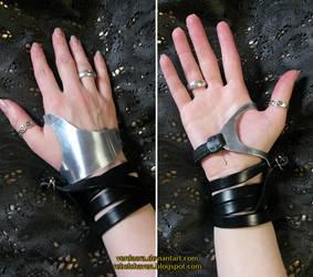 Katniss Metal Cuff Bracelet by Verdaera